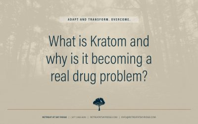 What is Kratom And Why Is It Becoming A Real Drug Problem?